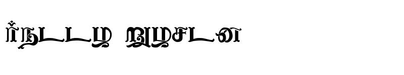 Preview of Pichchaikari Regular