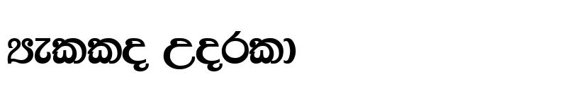Preview of VecKumari Regular
